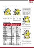 Assortiment concasseurs à percussion - SBM - Page 5