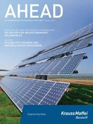 folien für DEN Wachstumsmarkt solarmodule flexibilität steigern ...