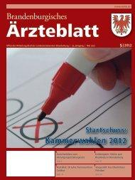 Kammerwahlen 2012 - qs- nrw