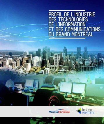 Profil de l'industrie des technologies de l'information et des ...