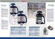 LTSERIES - Misuratori laser Disto Leica