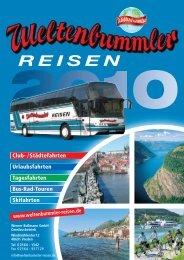 REISEN - Weltenbummler-Reisen Werner Bußmann Gmbh