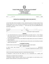 Della Torre/Garibaldi - Scuola Media Statale di Chiavari (GE)