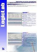 LogicLab s.r.l – Via della valle 67 – 20048 Carate Brianza (MI) – Tel ... - Page 6
