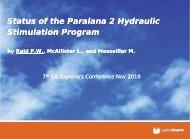 The Paralana Geothermal Project - SA Explorers