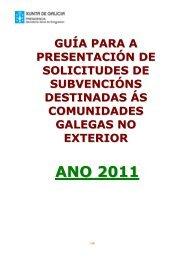 Descargar - Secretaría Xeral da Emigración - Xunta de Galicia
