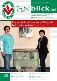 Ausgabe 1/13 - Volkssolidarität Bundesverband e.V.