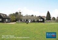 The Colt House - Brunsden Associates