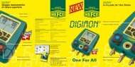 One For All - Refco Manufacturing Ltd.