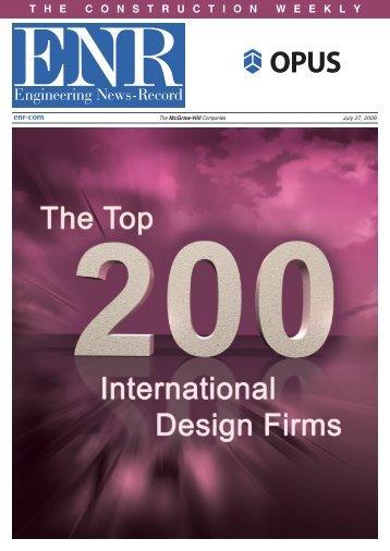 July 27, 2009 - KEO International Consultants
