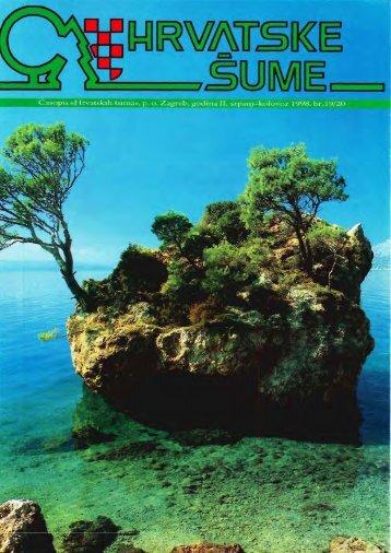 asopis - Hrvatske šume