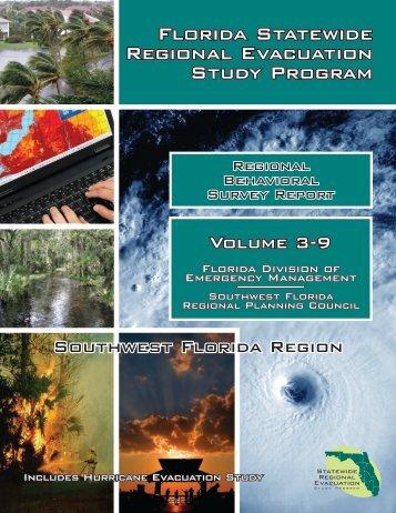 Regional Behavioral Survey Report - Southwest Florida Regional ...