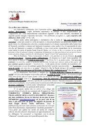 BREVE STORIA DELLA SANTA CASA DI LORETO - La Voce Cattolica