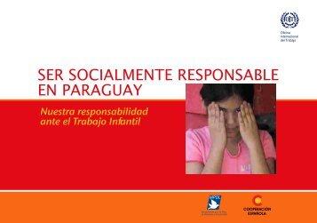 Ser socialmente responsable en Paraguay: Nuestra ...