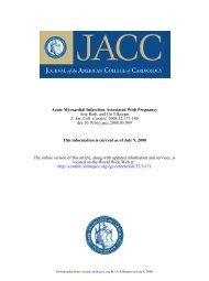 doi:10.1016/j.jacc.2008.03.049 2008;52;171-180 J. Am. Coll ...