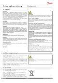 Gennemstrømningsvandvarmere - Danfoss Redan A/S - Page 2