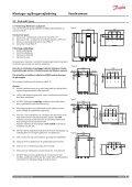 Gennemstrømningsvandvarmere - Danfoss Redan A/S - Page 3