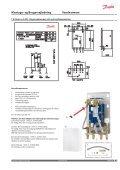 Gennemstrømningsvandvarmere - Danfoss Redan A/S - Page 5
