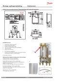 Gennemstrømningsvandvarmere - Danfoss Redan A/S - Page 6
