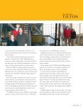 THE ALUMNI MAGAZINE OF TILTON SCHOOL SPRING 2007 - Page 7