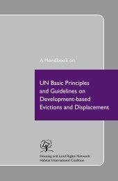 International Edition of the Handbook on UN Basic ... - hic-sarp.org