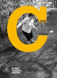 Challenge 2008 - Helen Hamlyn Centre - Royal College of Art