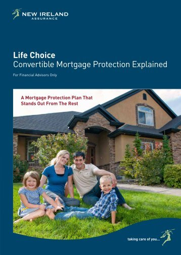 Mortgage Protection - New Ireland Assurance