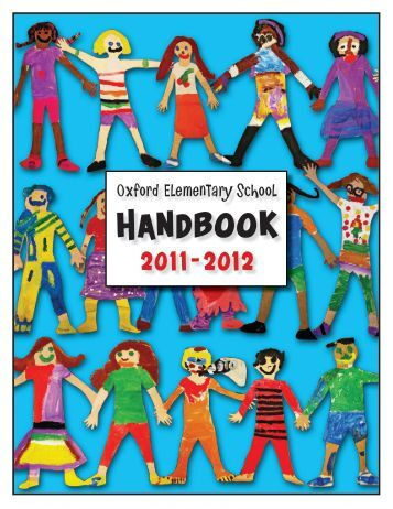 Handbook - Oxford Elementary School