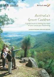 Australia's Green Cauldron - Tourism Australia