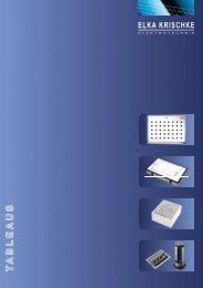 PDF Katalog - Elka Krischke Elektrotechnik