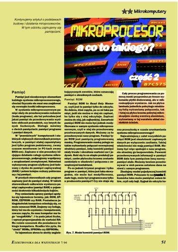 Mikroprocesor - a co to takiego? cz. 2 - Elportal
