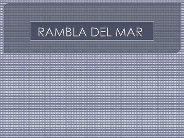 RAMBLA DEL MAR - Dr. Fehér Katalin