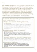 Download the SABMiller plc 2006 Annual report PDF - Page 7