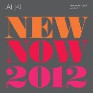 New Models 2012