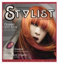 0309 NW Stylist.indd - Stylist and Salon Newspapers