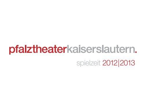 150 Jahre Steitz Secura Pfalztheater Kaiserslautern