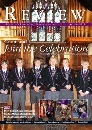 Autumn 2011 - Blundell's School