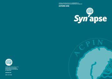 Synapse AUTUMN 1998 - acpin