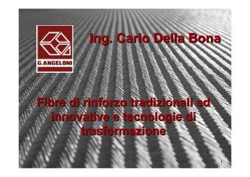 Ing. Carlo Della Bona - Compotec