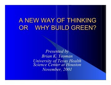 Microsoft PowerPoint Viewer - Why build green3 SA