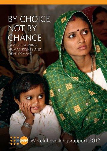 Wereldbevolkingsrapport 2012 - Rutgers WPF