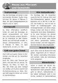 Gemeindebrief Nr. 81 - Evangelische Kirchengemeinde Enzberg - Page 6