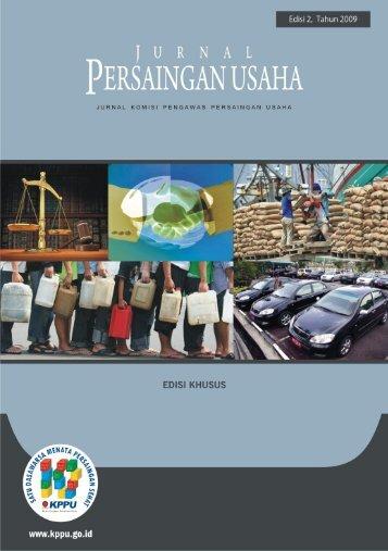 Edisi 2 | 2009 - KPPU