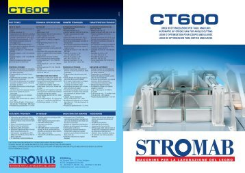 STROMAB CT600 multilingue