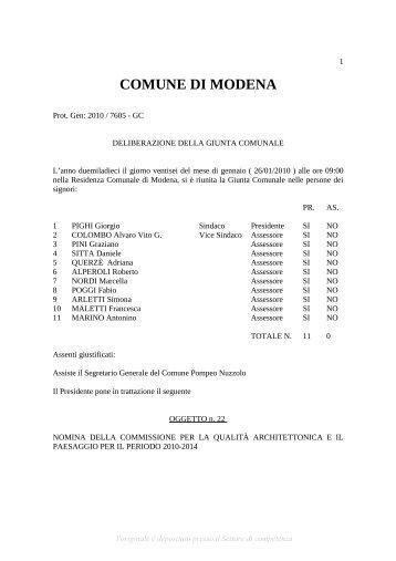 qui. - Modenacinquestelle.it