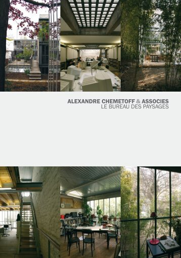 ALEXANDRE CHEMETOFF& ASSOCIES - Maison de l'Architecture