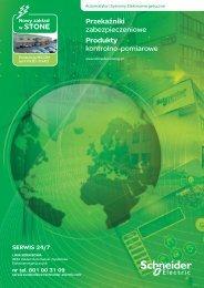 w STONE - Schneider Electric Energy Poland Sp. z o.o.