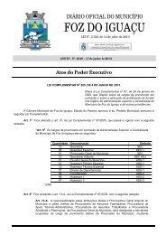 ANO XV - Nº. 2020 – 17 de junho de 2013 - Portal do Servidor Público
