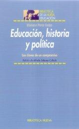 Educación Historia y Política - Bolinf