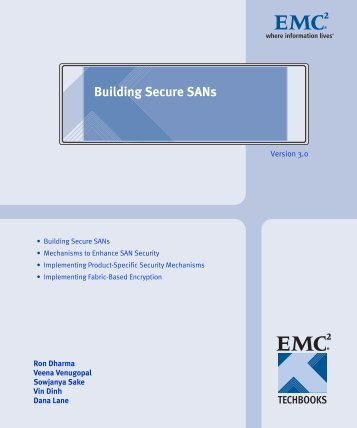 Building Secure Sans